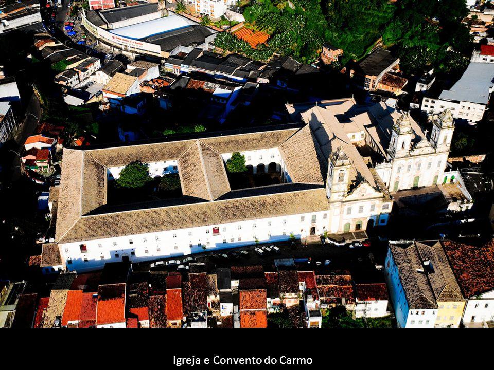 Igreja e Convento do Carmo