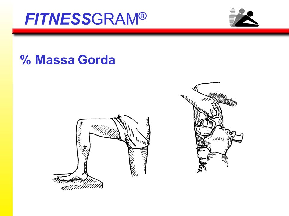FITNESSGRAM® % Massa Gorda