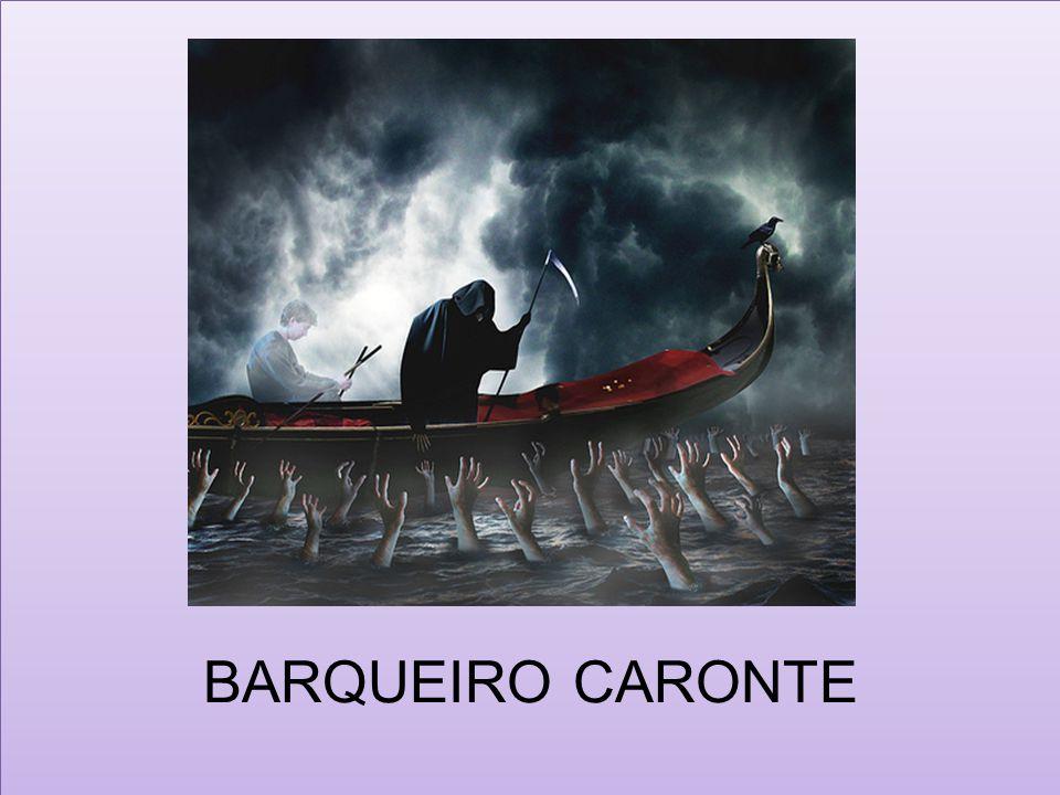BARQUEIRO CARONTE