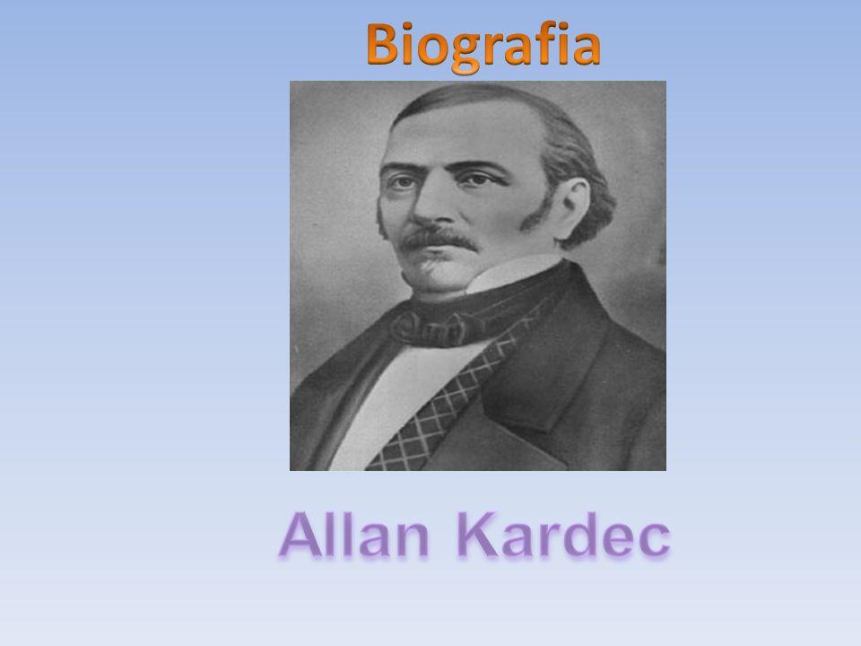 Biografia Biografia Allan Kardec