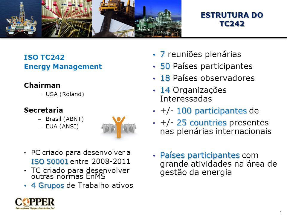 14 Organizações Interessadas +/- 100 participantes de