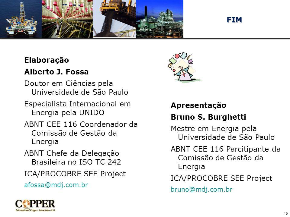 Doutor em Ciências pela Universidade de São Paulo