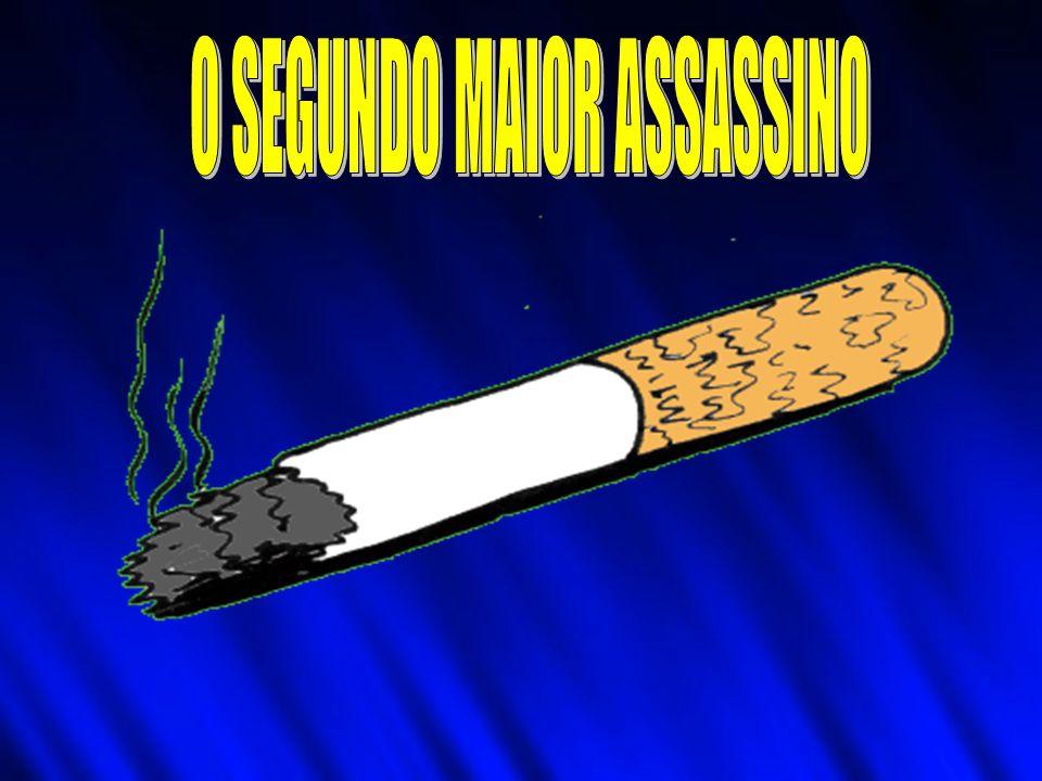 O SEGUNDO MAIOR ASSASSINO