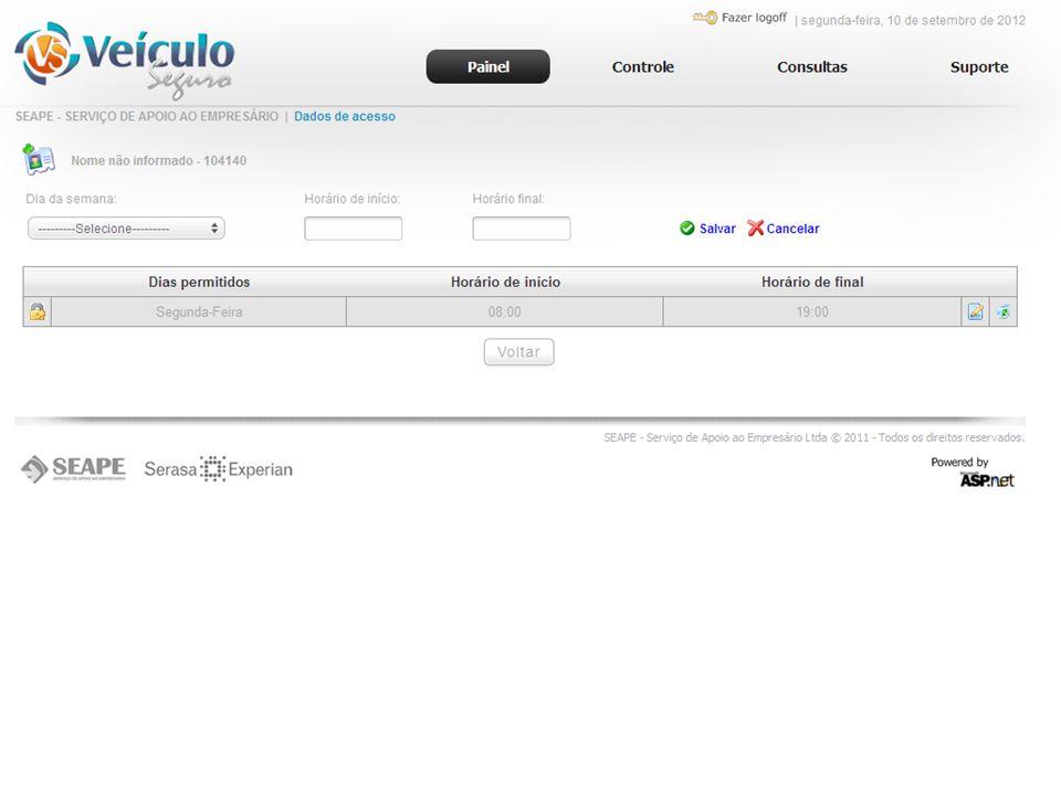 www.veiculoseguro.com.br Veículo Seguro, garantia de procedência!