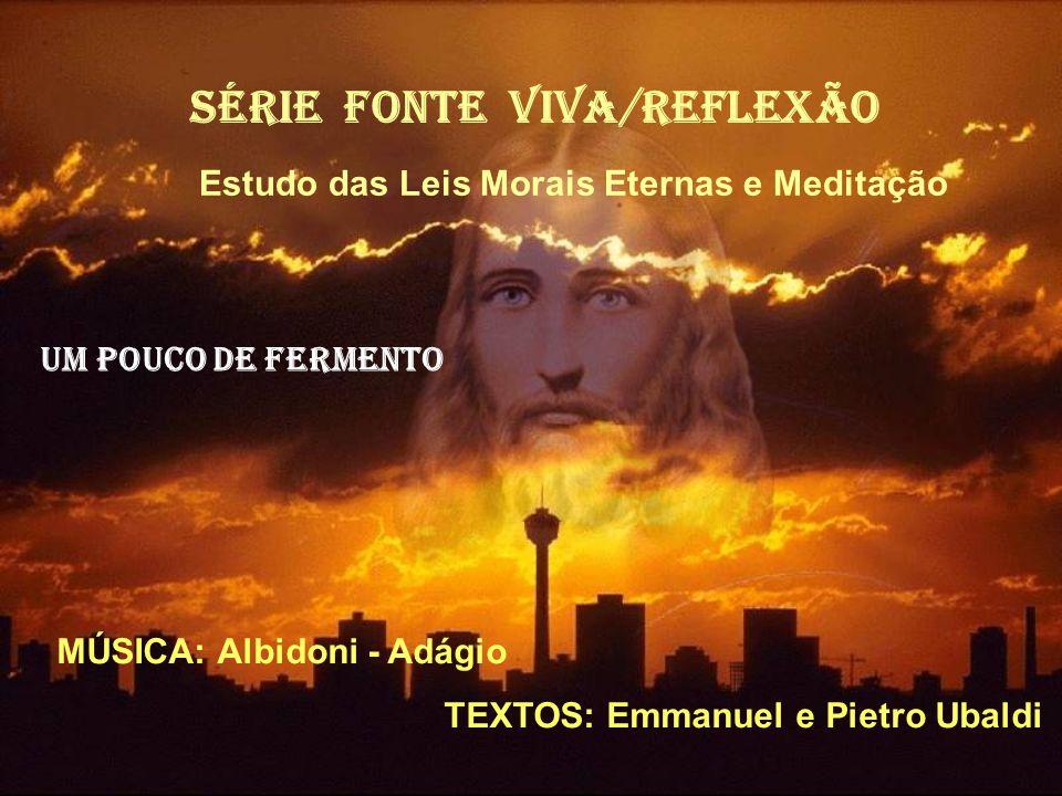 SÉRIE FONTE VIVA/REFLEXÃO