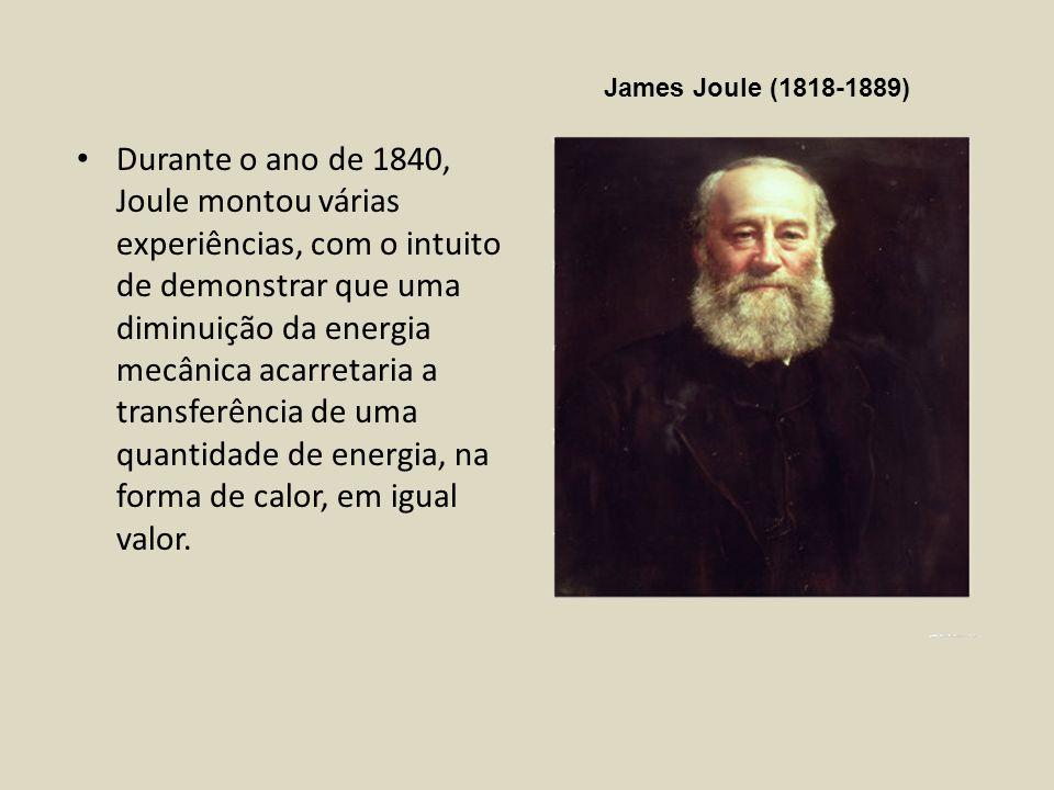 James Joule (1818-1889)