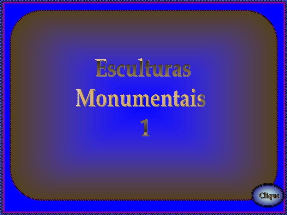 Esculturas Monumentais 1