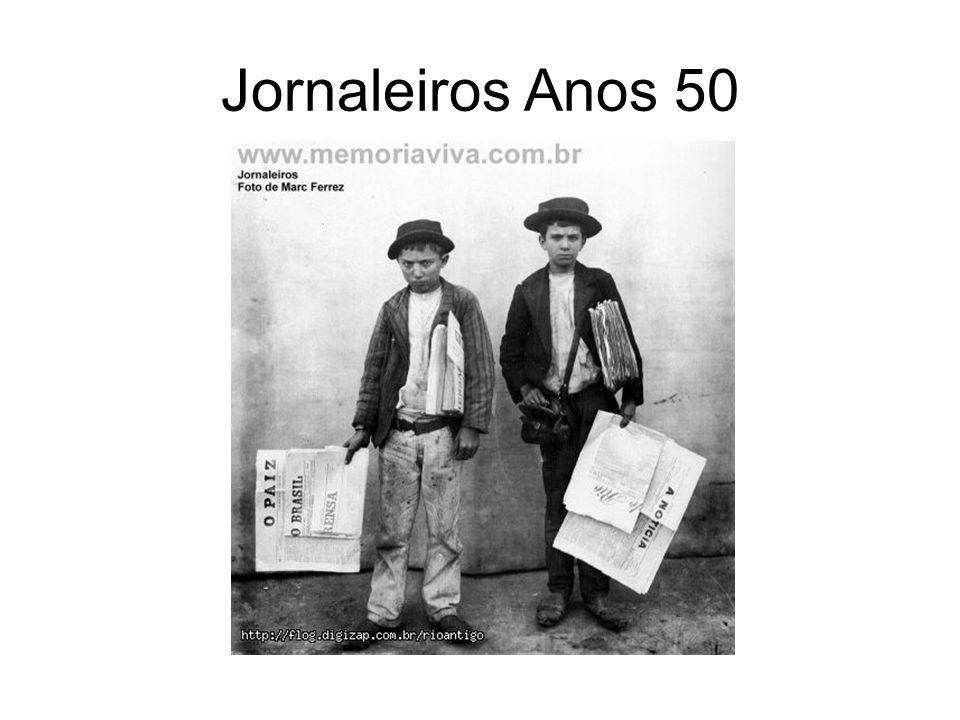 Jornaleiros Anos 50