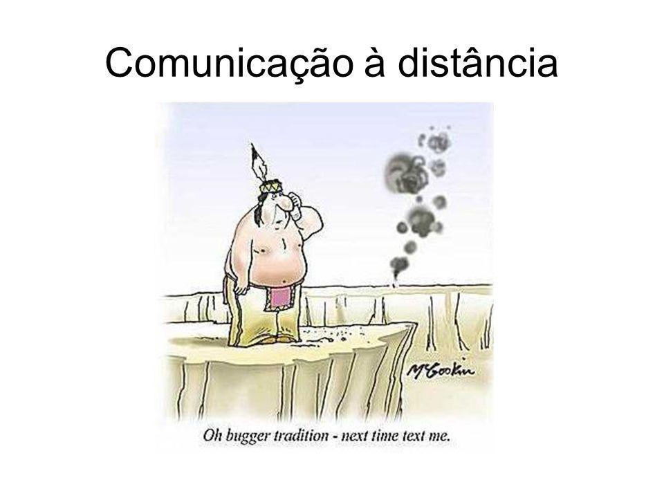 Comunicação à distância