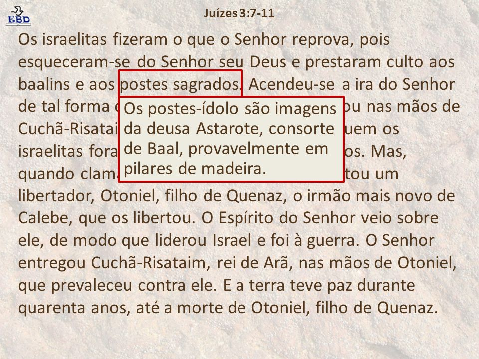 Juízes 3:7-11
