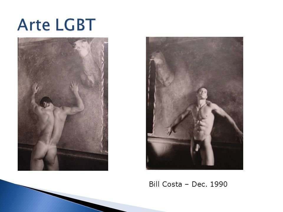 Arte LGBT Bill Costa – Dec. 1990