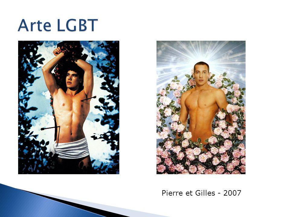 Arte LGBT Pierre et Gilles - 2007