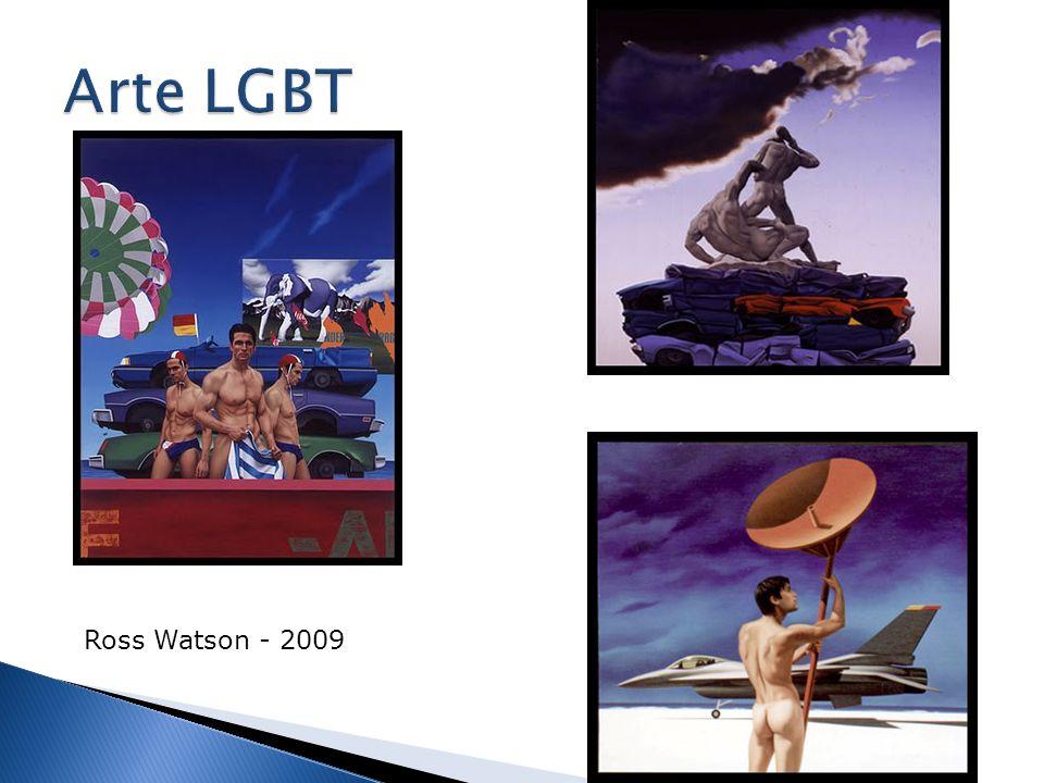 Arte LGBT Ross Watson - 2009