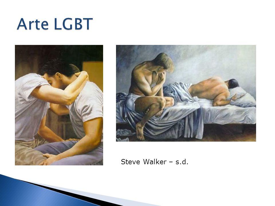 Arte LGBT Steve Walker – s.d.