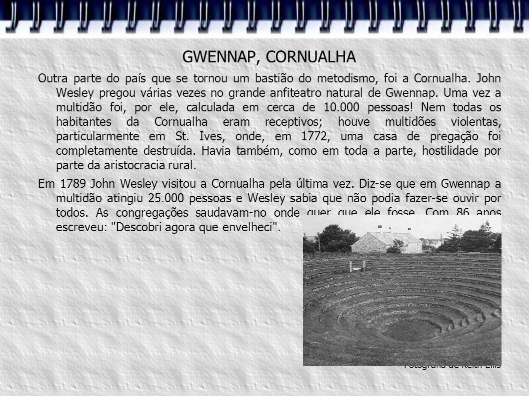 GWENNAP, CORNUALHA