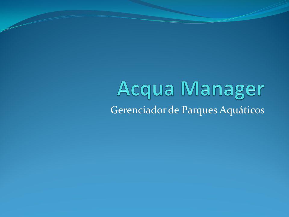 Gerenciador de Parques Aquáticos
