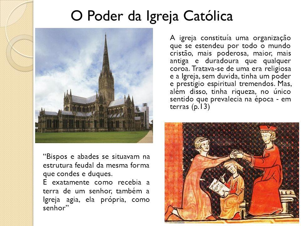 O Poder da Igreja Católica