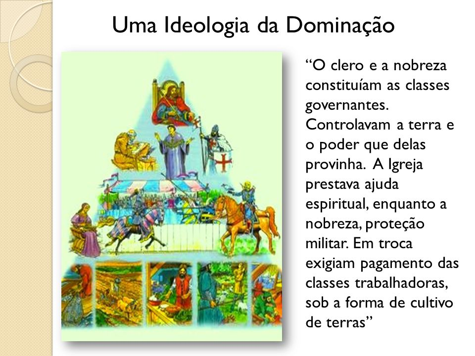 Uma Ideologia da Dominação
