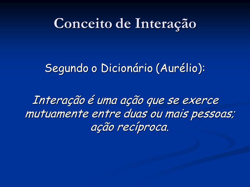 Segundo o Dicionário (Aurélio):