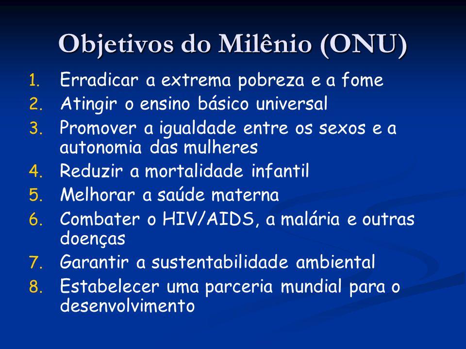 Objetivos do Milênio (ONU)