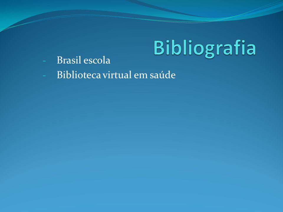 Brasil escola Biblioteca virtual em saúde