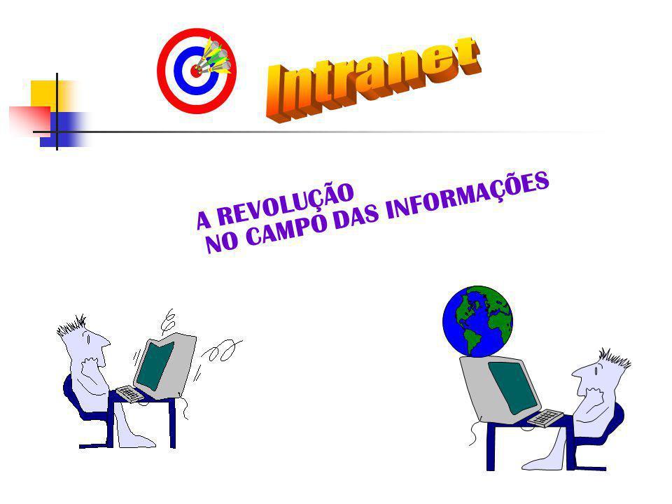 Intranet A REVOLUÇÃO NO CAMPO DAS INFORMAÇÕES