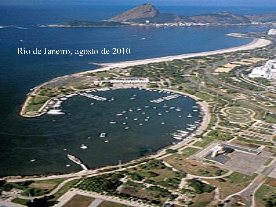 Rio de Janeiro, agosto de 2010
