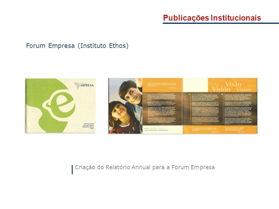 Publicações Institucionais