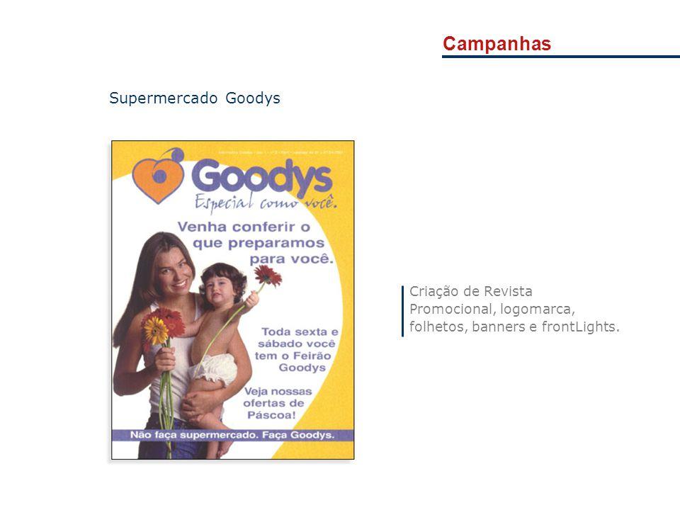 Campanhas Supermercado Goodys