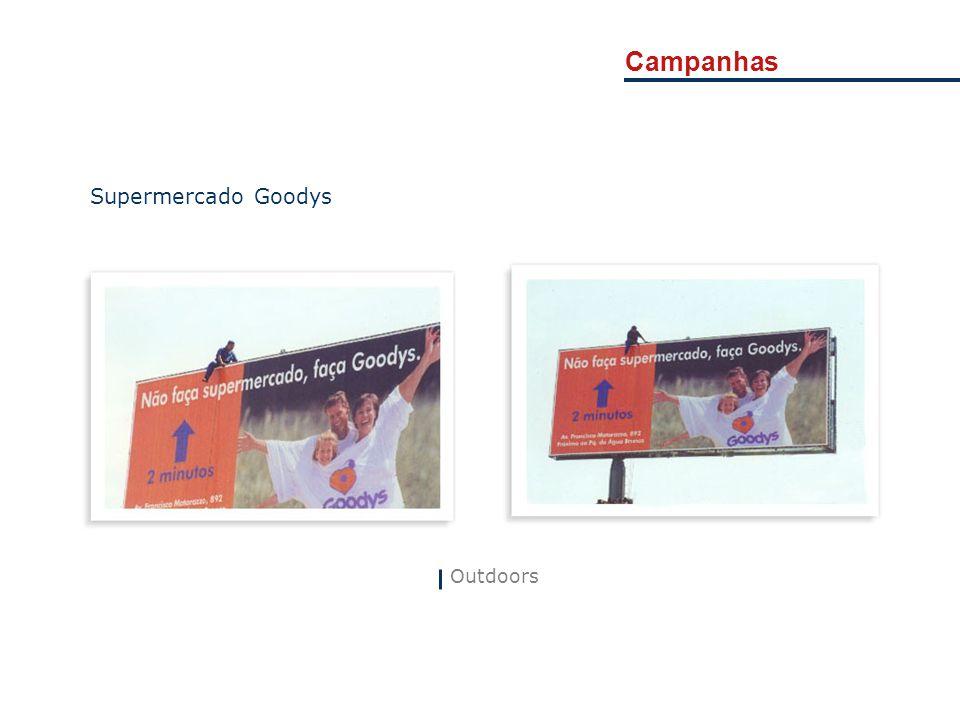 Campanhas Outdoors Supermercado Goodys Apresentação da Empresa.