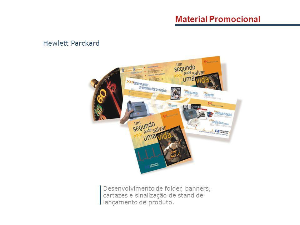 Material Promocional Hewlett Parckard