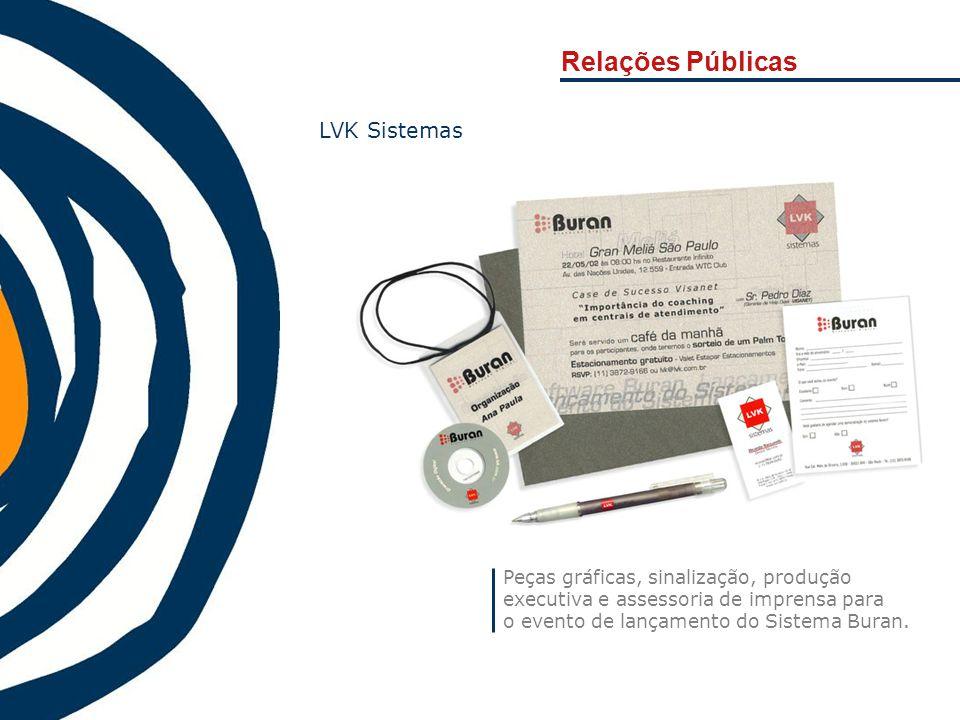 Relações Públicas LVK Sistemas