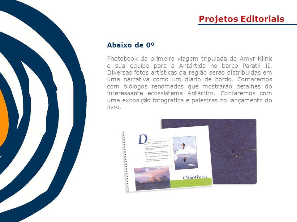 Projetos Editoriais Abaixo de 0º