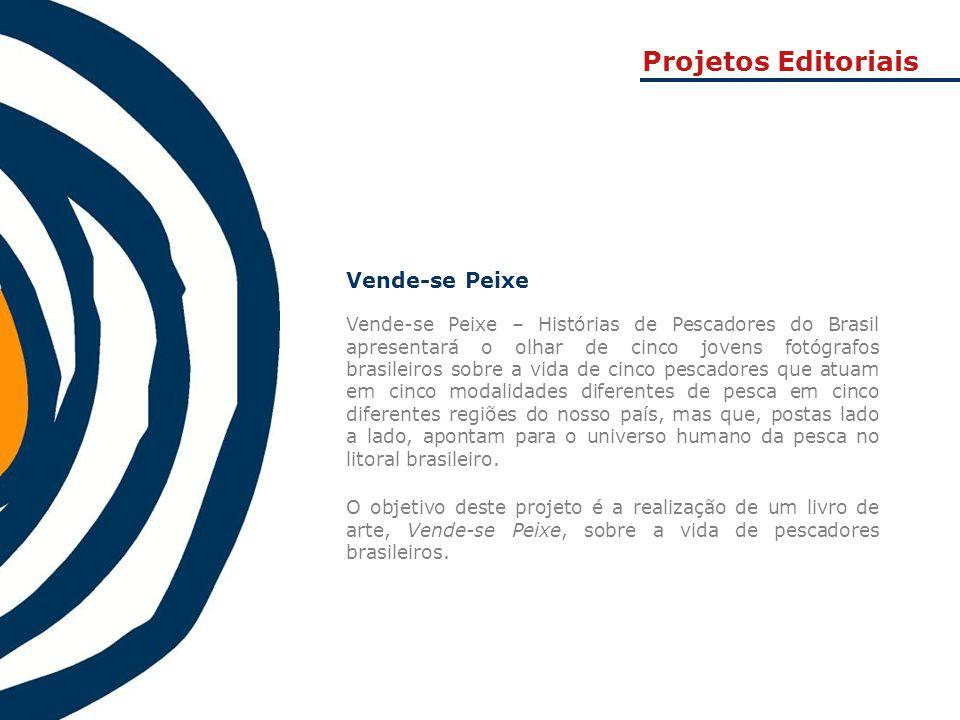 Projetos Editoriais Vende-se Peixe