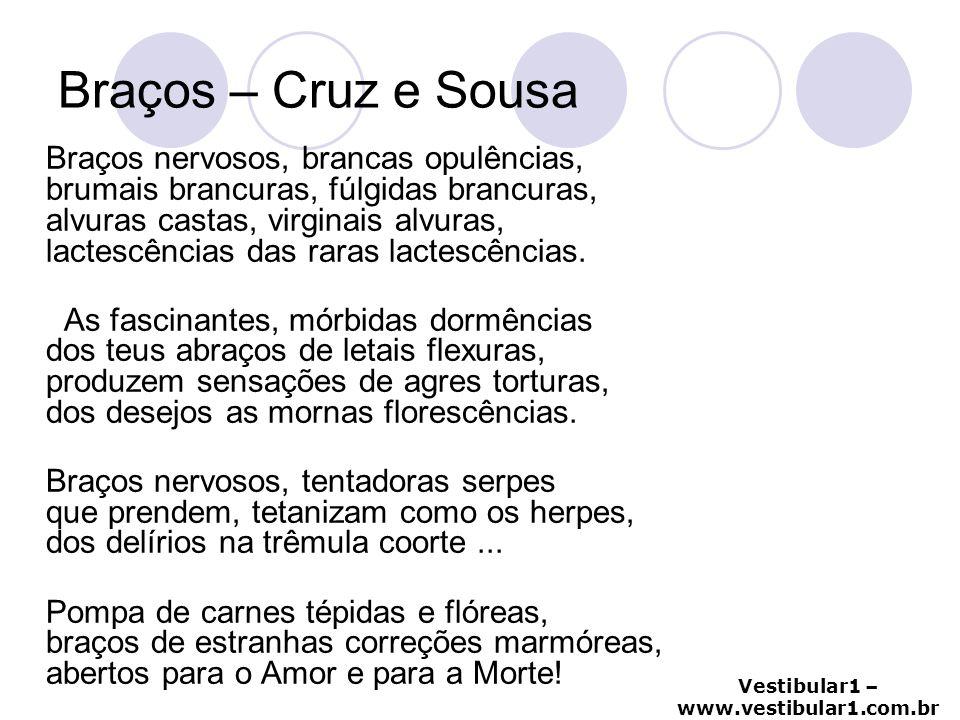 Braços – Cruz e Sousa