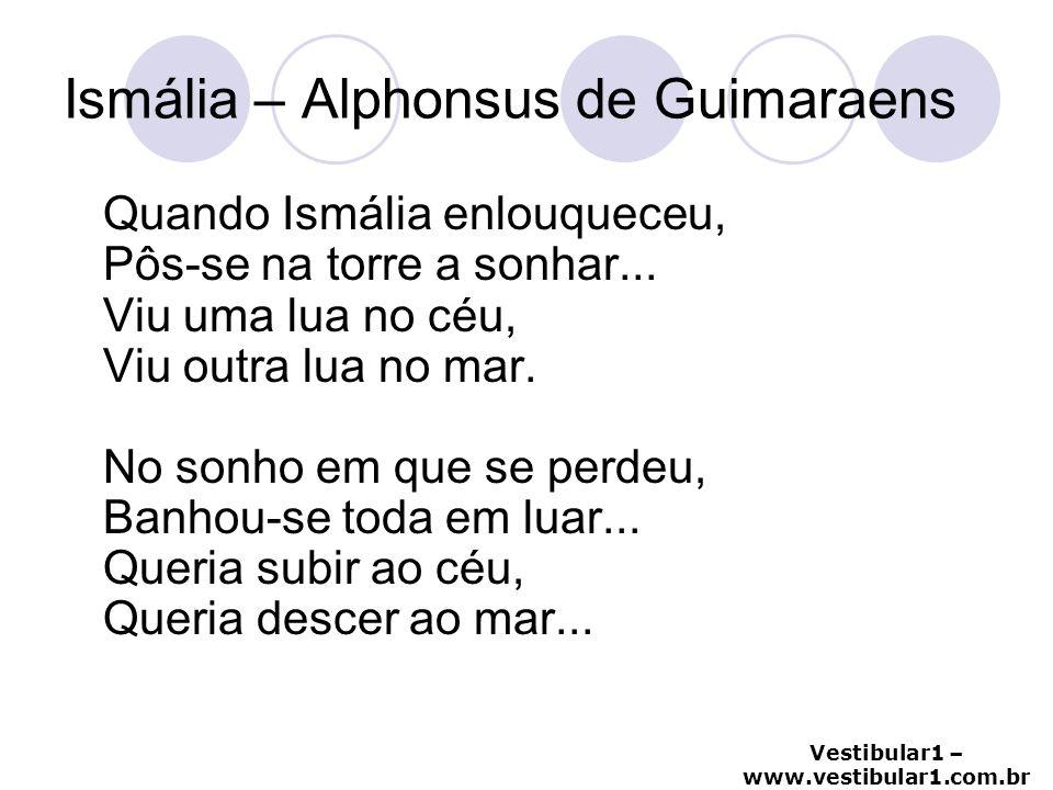 Ismália – Alphonsus de Guimaraens