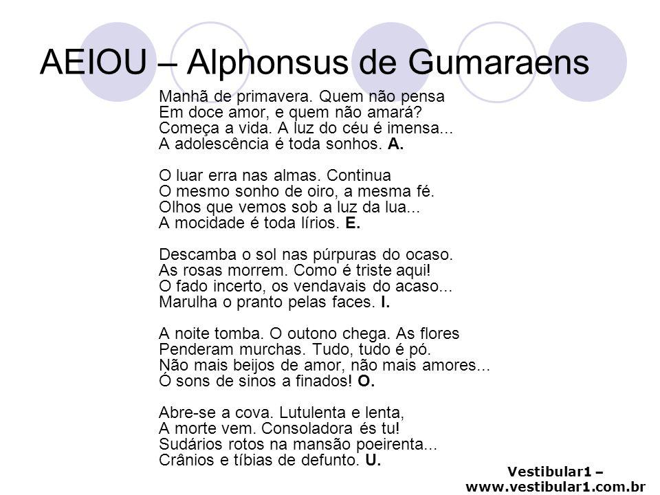 AEIOU – Alphonsus de Gumaraens