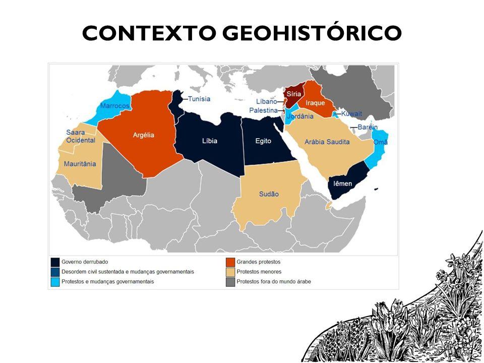 CONTEXTO GEOHISTÓRICO