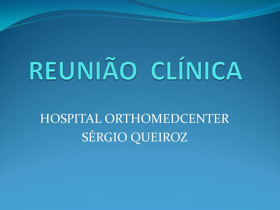 HOSPITAL ORTHOMEDCENTER SÉRGIO QUEIROZ