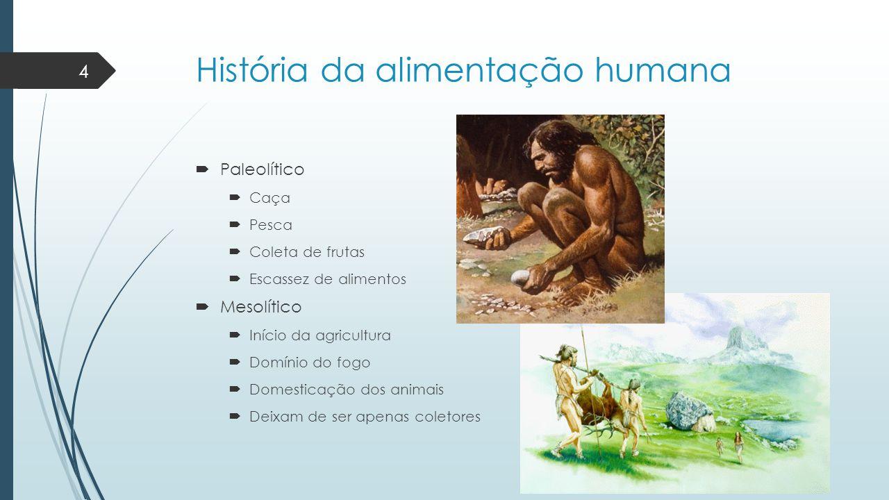 História da alimentação humana
