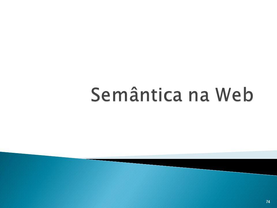 Semântica na Web