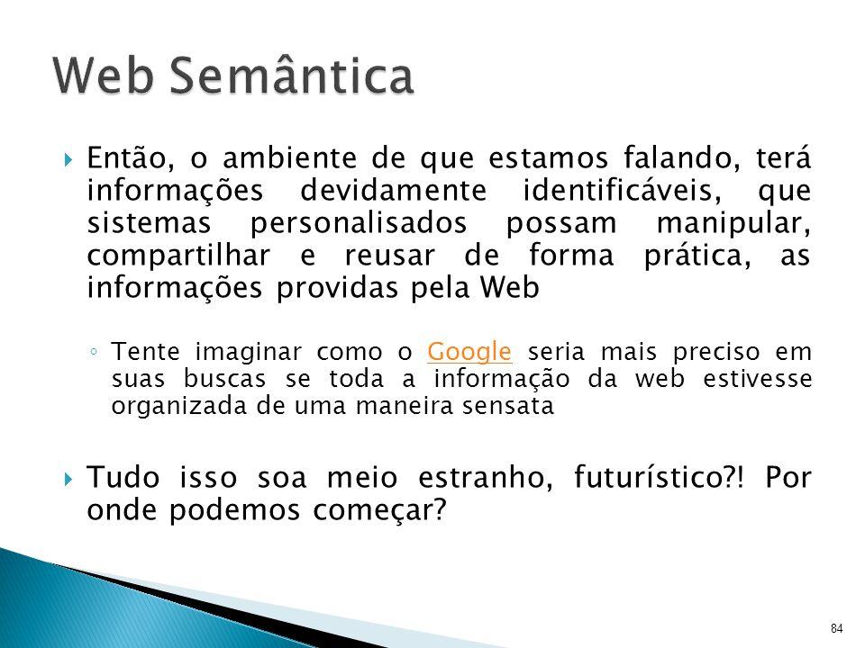 Web Semântica