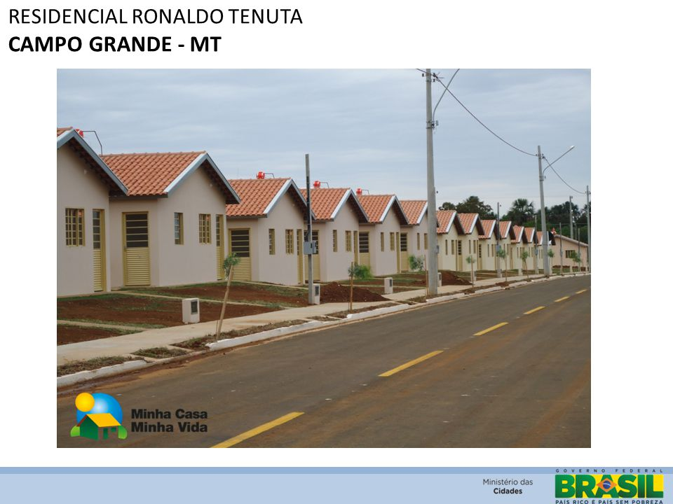 RESIDENCIAL RONALDO TENUTA