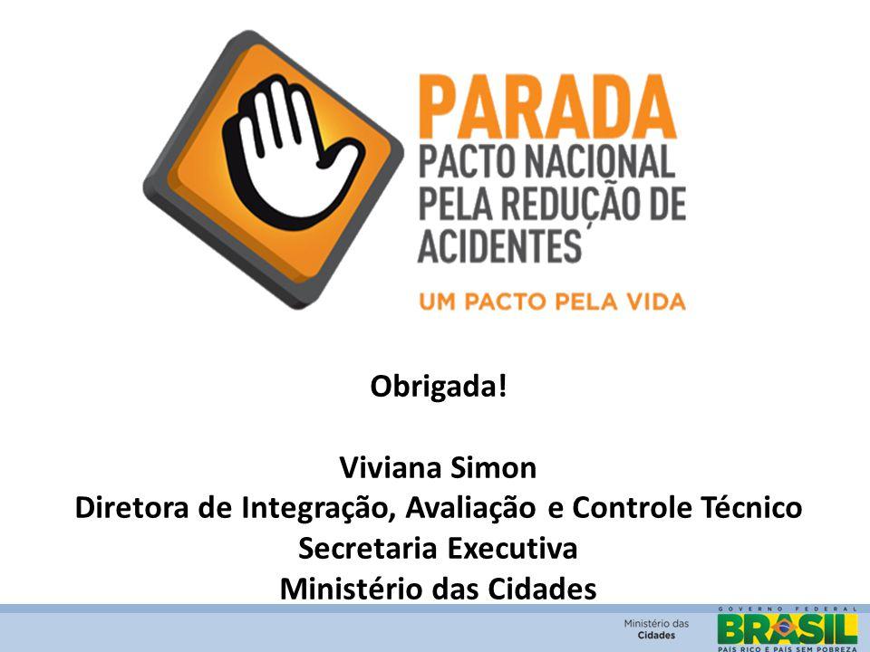 Diretora de Integração, Avaliação e Controle Técnico