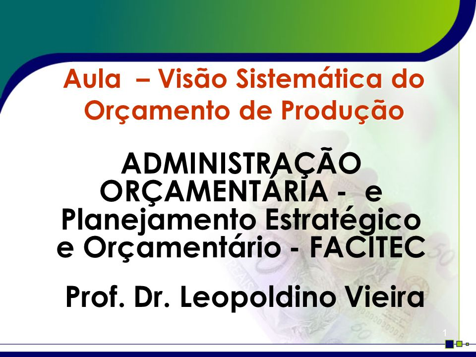 Prof. Dr. Leopoldino Vieira