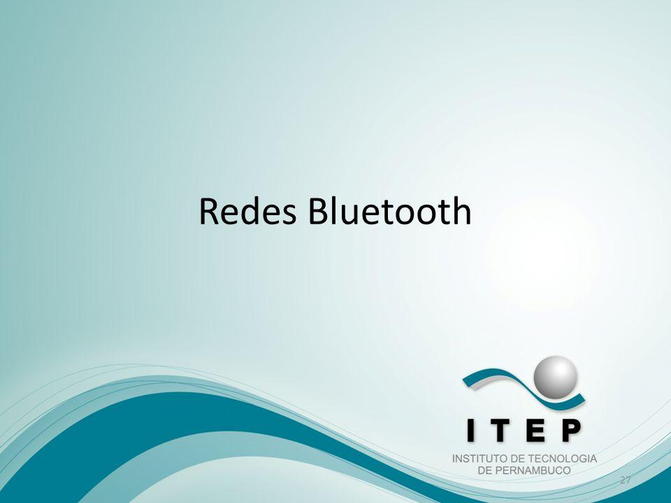 Redes Bluetooth