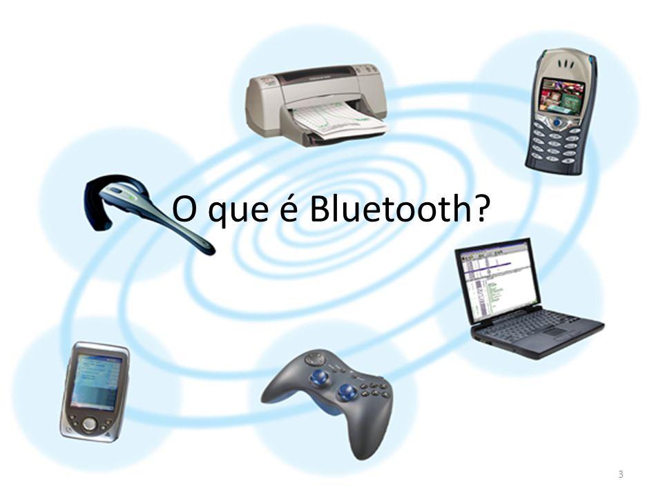 O que é Bluetooth