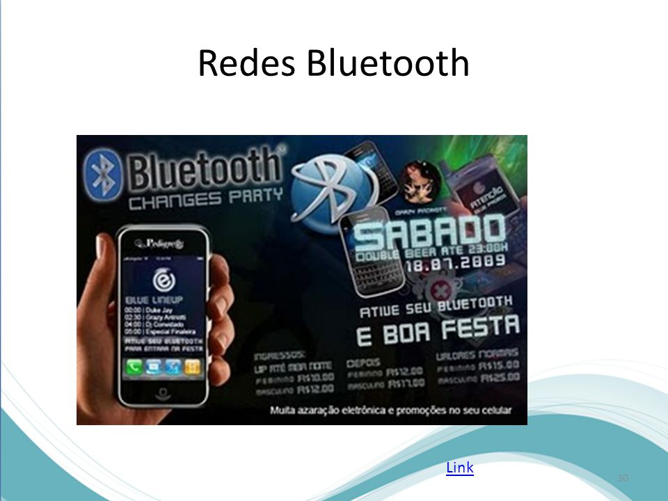 Redes Bluetooth Link
