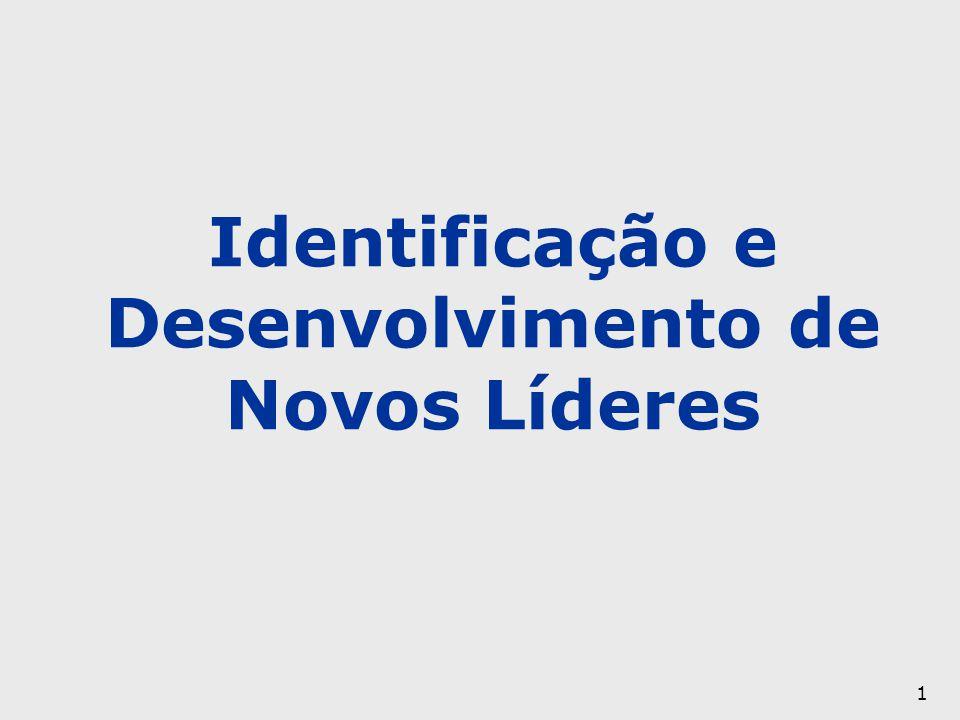 Identificação e Desenvolvimento de Novos Líderes