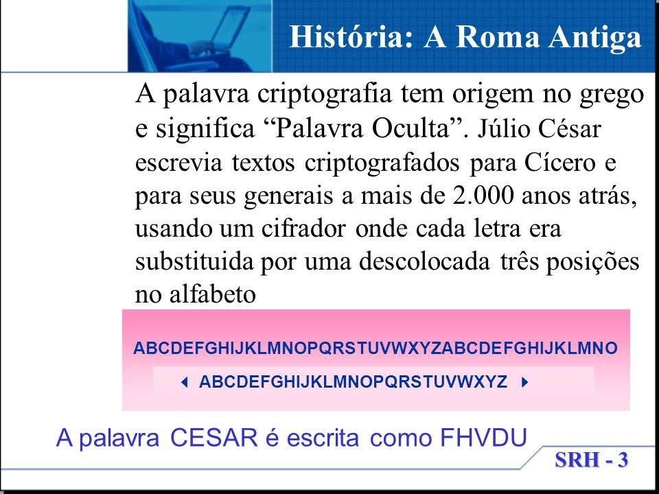 História: A Roma Antiga